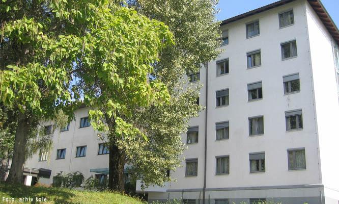 Šolski center Rogaška Slatina, Dijaški dom Rogaška Slatina