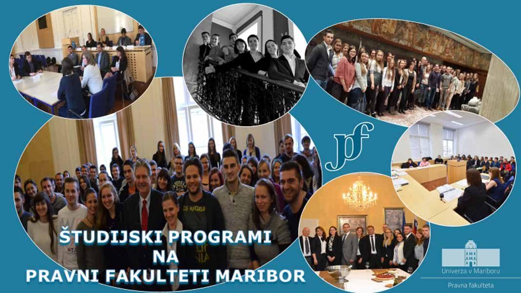 Magistrski študij na Pravni fakulteti Maribor