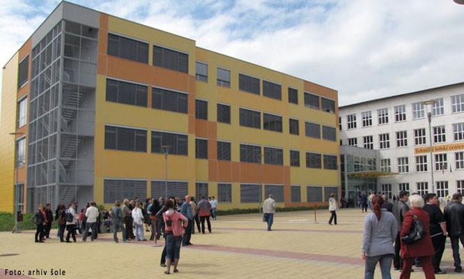 TŠC Maribor, Višja strokovna šola